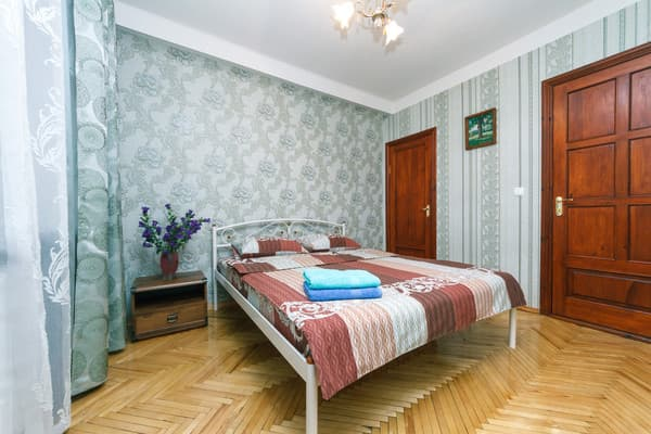 Apartment on Chokolovskiy Bulvar 10