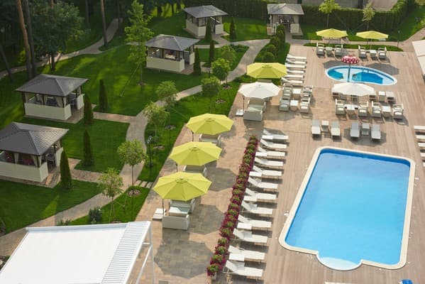 Спа-отель City Holiday Resort & SPA