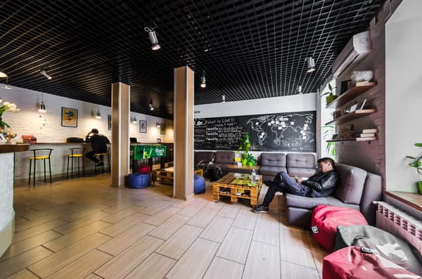Хостел Dream Hostel Kiev