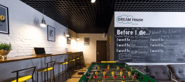Dream Hostel Kiev 15