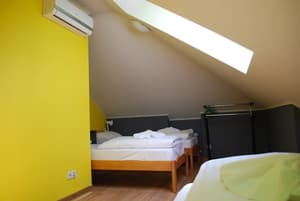 Хостел Dream Hostel Kiev. Трехместный номер 1