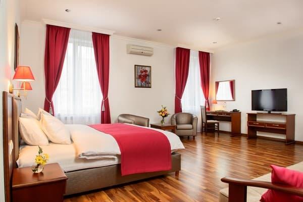 Гостиницы Киев