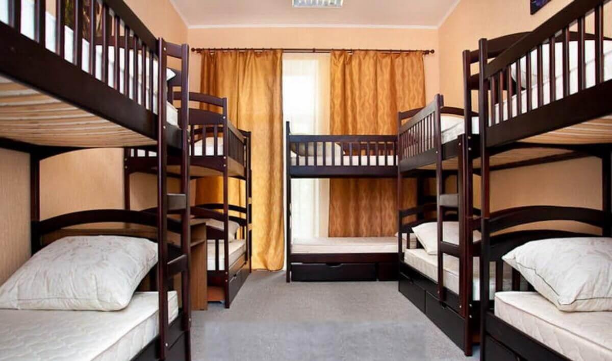 Дешевые хостелы в Киеве