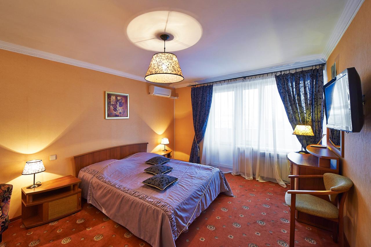 Отели в центре Киева